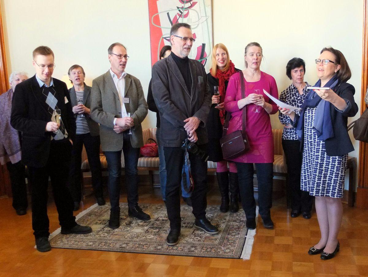 Aasta soome keele õpetaja on Mare Soomere