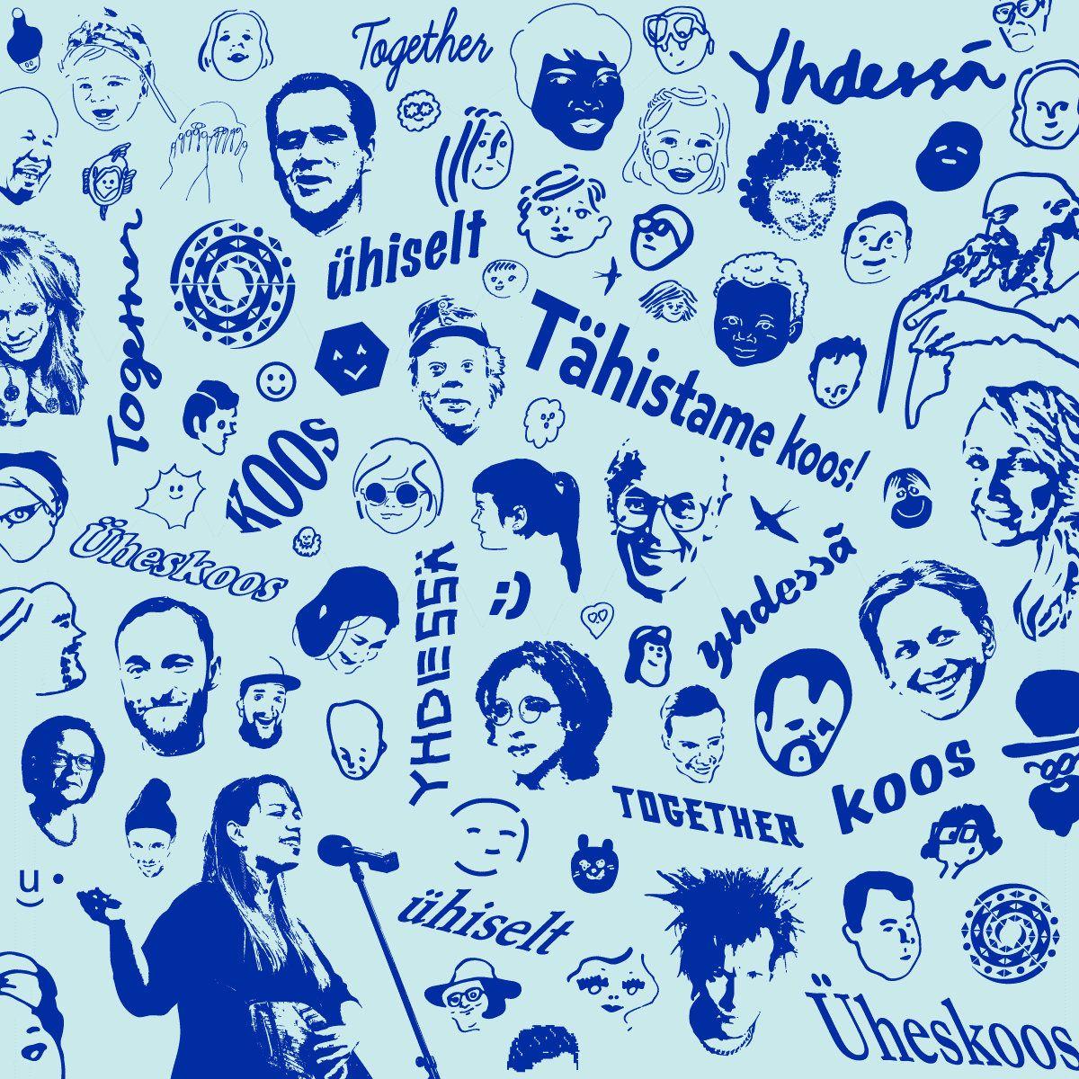 Soome 100 suursündmus toob lavale Soome ja Eesti tähed