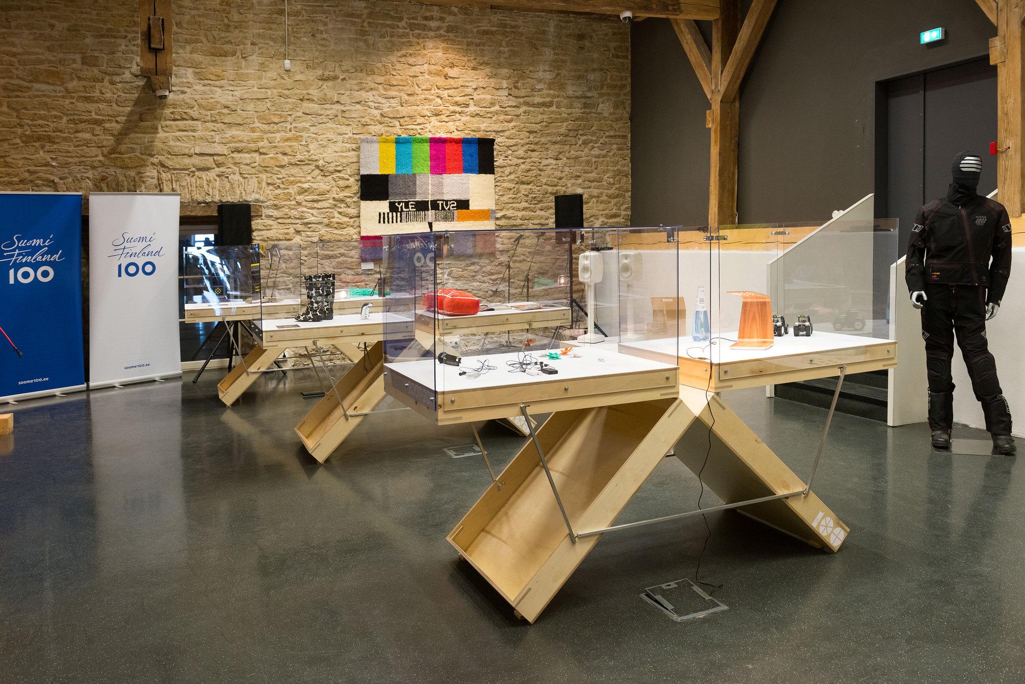 Rouva Jenni Haukio avaa 100 esinettä Suomesta -näyttelyn