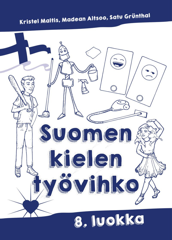 Soome keele õppematerjalide komplekt on nüüd valmis!