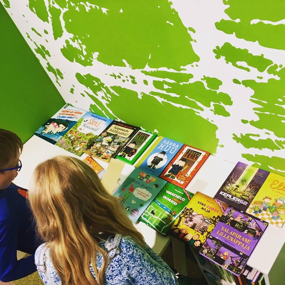 Instituut tõi Soomest pärit lugemisprogrammi Eestisse