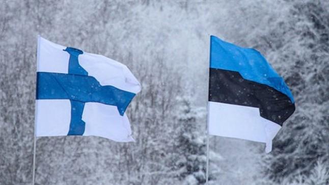 Soome iseseisvuspäev Tallinnas, Tartus, Pärnus ja Narvas