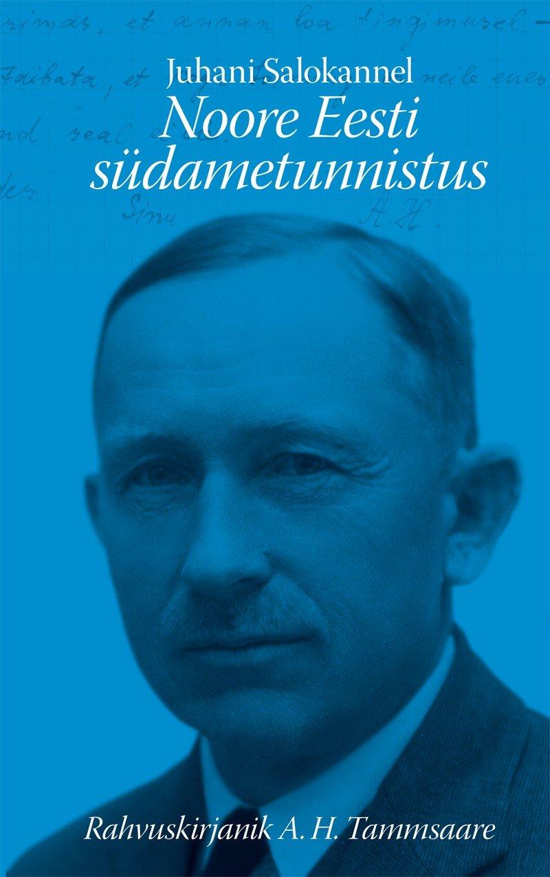 Juhani Salokannel esitleb Tammsaare monograafiat