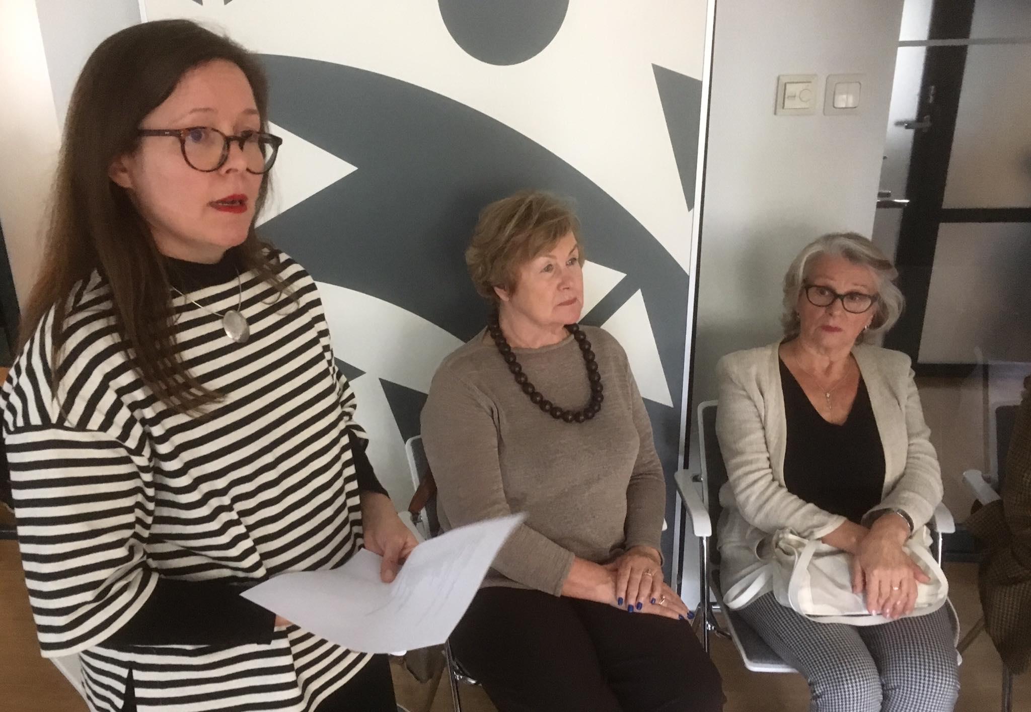 Instituut võõrustas Eestis tegutsevat Soome võrgustikku