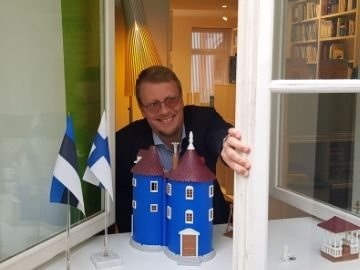 Mika Keränen: kui ei tee vigu, siis jääb ka palju muud tegemata