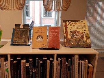 Kas teadsid: ka Eestis tähistatakse Aleksis Kivi päeva
