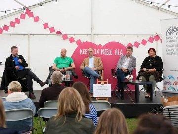 VIDEO: Keele ja meele teemadel Arvamusfestivalil