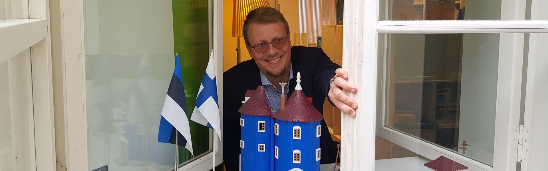 Mika Keränen: virheitä täytyy uskaltaa tehdä