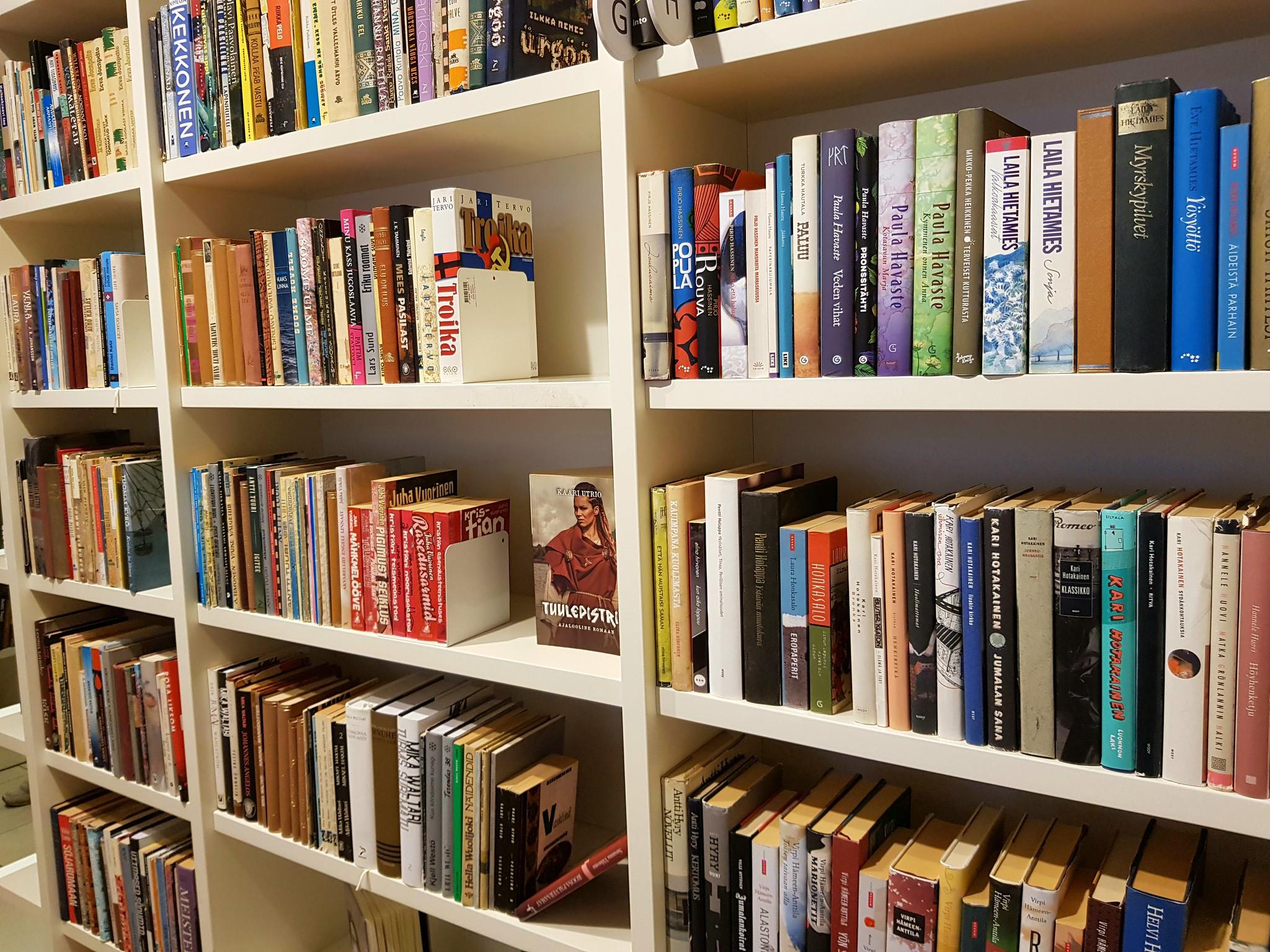 Suomen Viron-instituutin kirjasto avaa ovensa maanantaina 25. toukokuuta