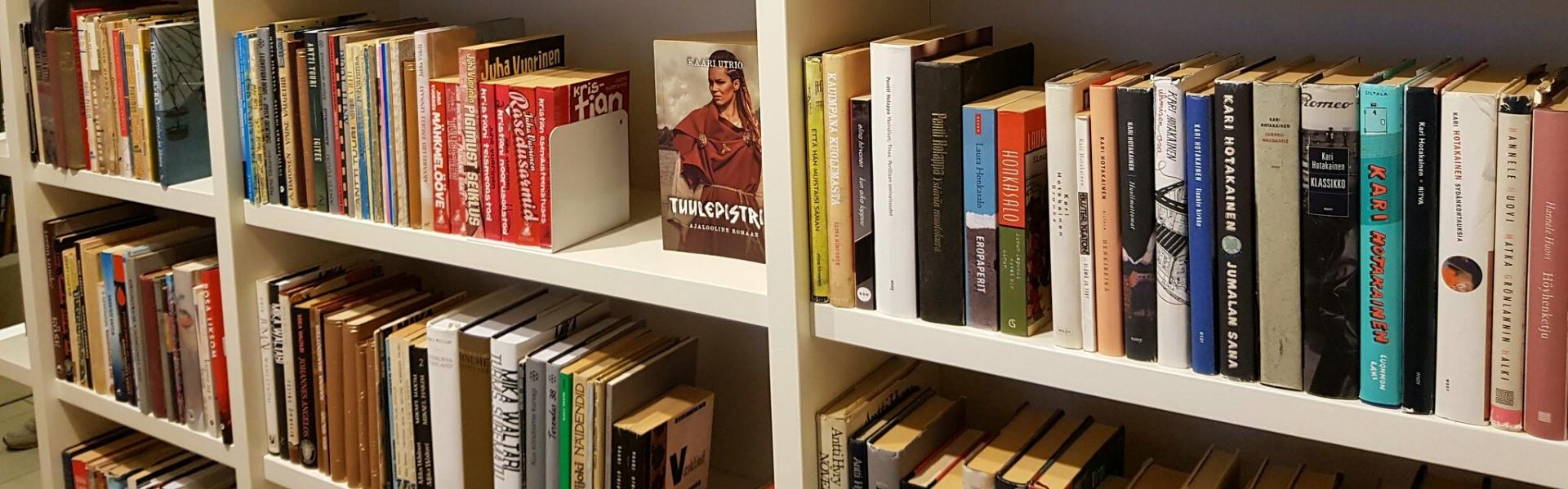 Instituudi raamatukogu avatakse külastajatele 25. mail