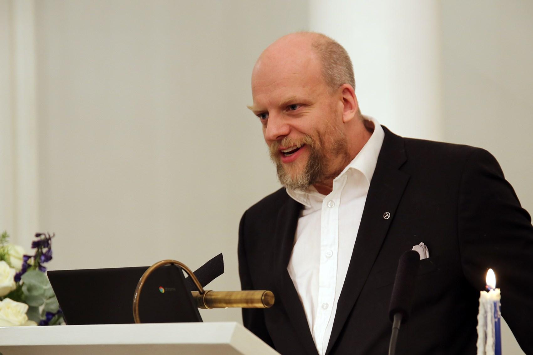 Janne Saarikivi: Suomi ja Viro ovat itsenäisiä vain yhdessä