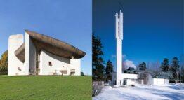 Jari Jentsoni näitus: Peegeldused. Alvar Aalto ja Le Corbusier