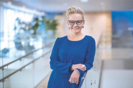 Tampere kultuurivedur Paulina Ahokas: kultuurist tugevamat mõjutajat pole olemas