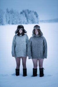 NäitlejatandemKyllönen ja Niemi toovad Narva soome kultuuri, isolatsiooni ja kommunikatsiooniga seotud teemad