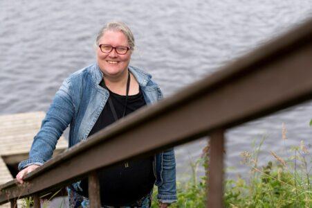 Rita Dahl: varjujäetute poolel