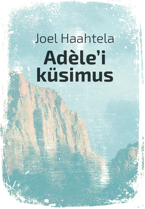raamatukaas: Joel Haahtela