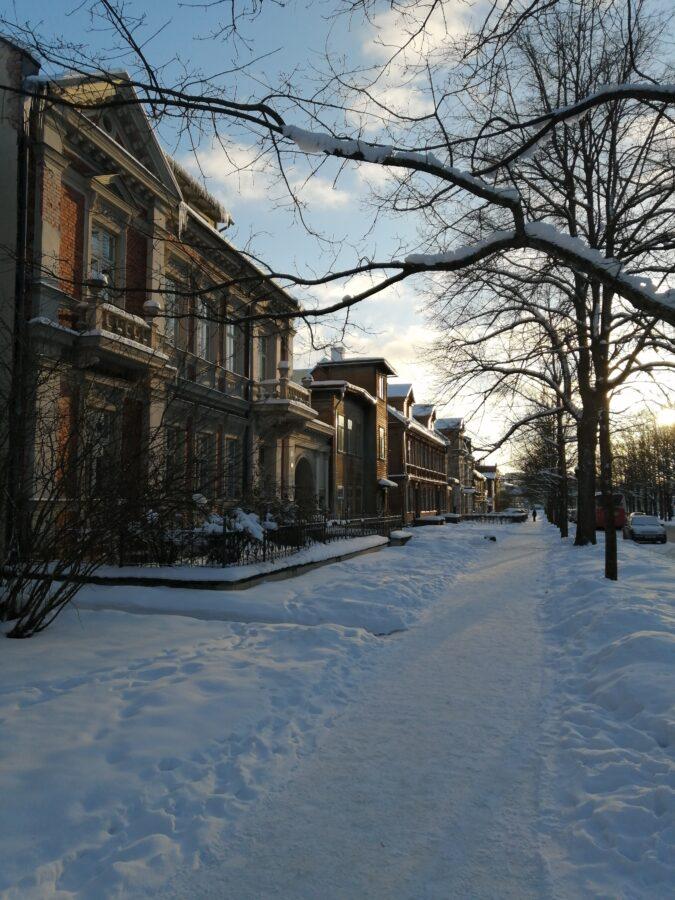 lumine tänav