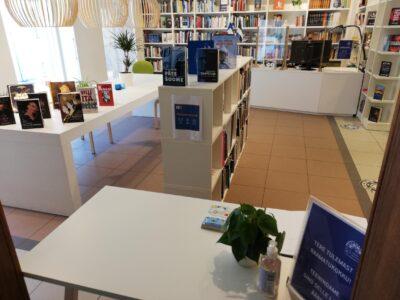 Instituudi raamatukogu töökorraldus 11.3-11.4.2021