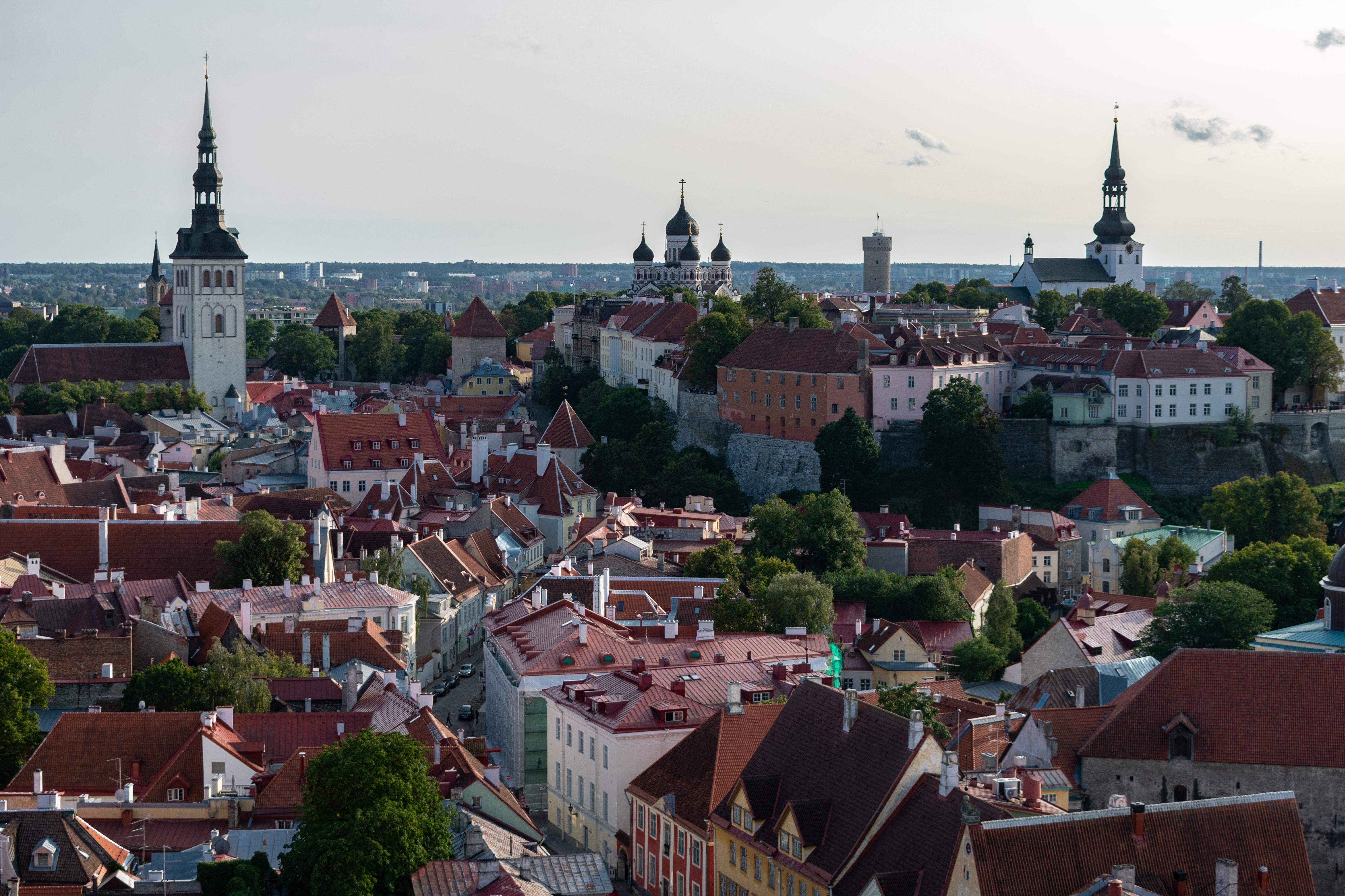 linnavaade, Tallinna vanalinn