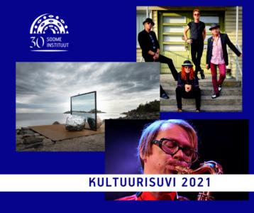 Instituudi kultuurikalender: parimad sihtkohad juulis/augustis 2021
