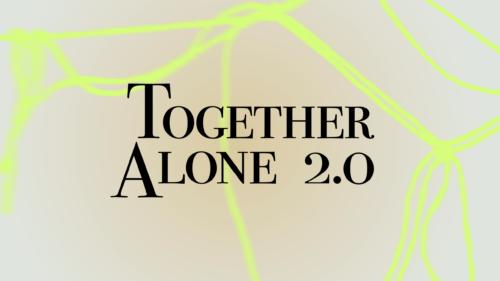 Together Alone 2.0 toetab kaasaegset tsirkust ja kestlikku moodi