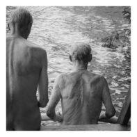 Näitused Kullo Lastegaleriis: Helena Perhoneni fotod, Harry Erik Bergi skulptuurid
